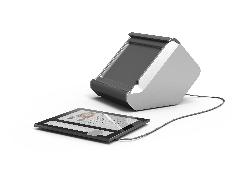 Bundesdruckerei Passport Scanner | Barski Design