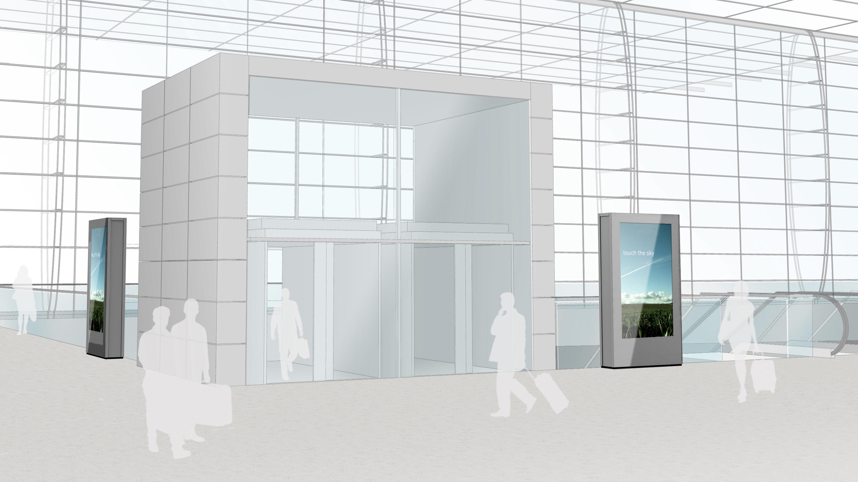Barski design ber airport berlin for Product design berlin