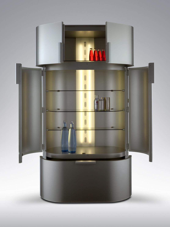 barski design froster. Black Bedroom Furniture Sets. Home Design Ideas